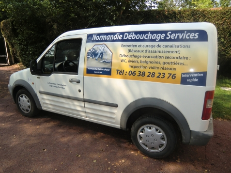 Photo de réalisation 1 - Normandie Débouchage Services