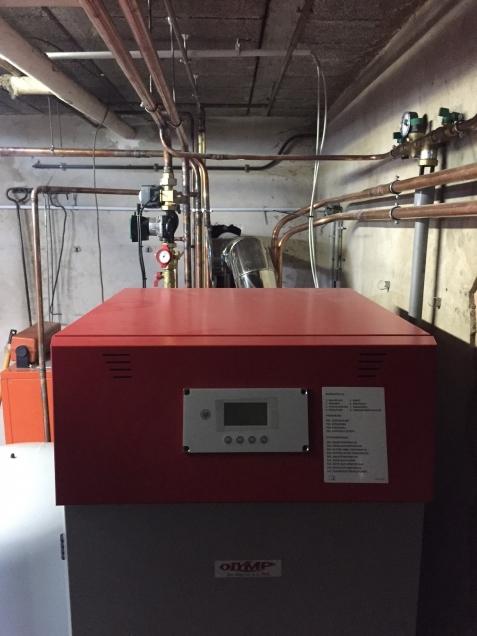 Photo de réalisation 1 - PCS (Plomberie Chauffage Sanitaire)