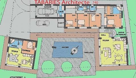 Photo de réalisation 1 - Tabaries Architecte